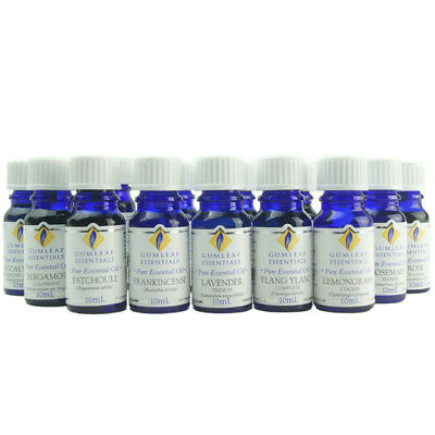 AU28.95 • Buy Pure Aromatherapy Essential Oils Australian 100% Natural BUY 4 Get 1 FREE