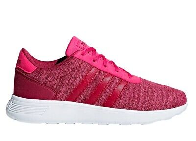timeless design f7af4 12abf Adidas LITE RACER K B75701 Rosa Scarpe Donna Bambini Sneakers Sportive  Running • 41.40€