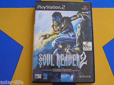 AU59.95 • Buy Legacy Of Kain Soul Reaver 2 - Playstation 2 - Ps2