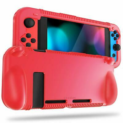 $10.39 • Buy For Nintendo Switch Console & Joy-Con Silicone Case Shock Proof Protective Cover