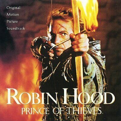 Original Soundtrack - Robin Hood: Prince Of Thieves CD NEW • 12.98£