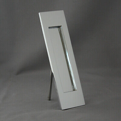 Chrome Vertical Letterbox • 28£