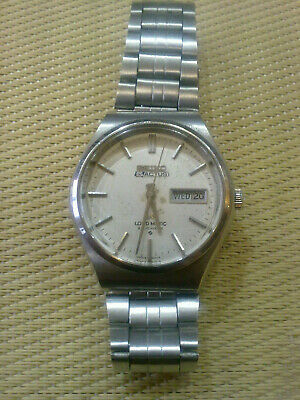 $ CDN180.28 • Buy Ultra Rare Vintage SEIKO 5 ACTUS LORD MATIC