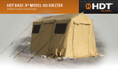 $1200 • Buy EASY & FAST 5 MIN SET UP BASE-X 103 MILITARY ARMY TENT SHELTER CARPORT 15x10'