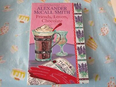 AU6.50 • Buy Friends, Lovers, Chocolate By Alexander McCall Smith (trade Paperback)