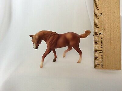 Breyer Stablemate - Four Piece Gift Set - Chestnut Appaloosa/QH Mold - #5981 OF • 6.46£