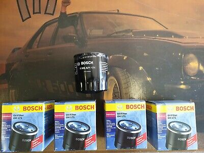 AU35 • Buy  Bosch Oil Filter Suit V8 Commodore 5.0L & 5.7L LS1 Ryco Z160 - 4 Pack