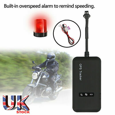 Realtime GPS GSM GPRS Tracker Spy Tracking Device For Vehicle/Car/Van/Motorcycle • 13.99£