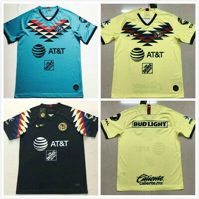 $16.66 • Buy New 2019-2020 Club America Home/Away Soccer Jersey Football Shirt S-2XL