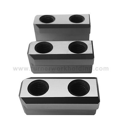 AU50.50 • Buy Turner 6  Jaws T Nut 3 Pcs Set For B-206 Kitagawa Samchully Cnc Lathe Chucks