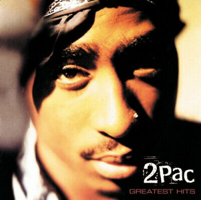 2Pac - Greatest Hits (2 Disc, Clean Version) CD NEW • 15.49£