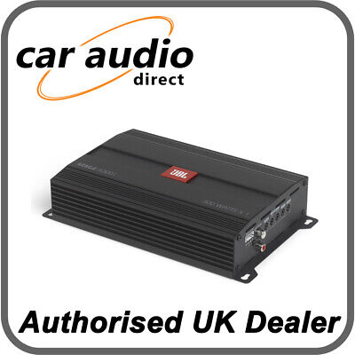 £134.99 • Buy JBL Stage A3001 – 600 Watts 1 Channel Mono Amplifier For Subwoofer