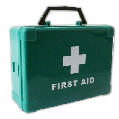 £6.71 • Buy Empty 1-5 PEOPLE FIRST AID BOX Replacement Emergency Medicine Storage Container