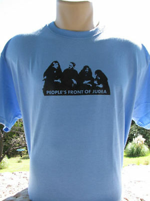 £12.31 • Buy Monty Python Peoples Front Of Judea LIFE OF BRIAN Shirt