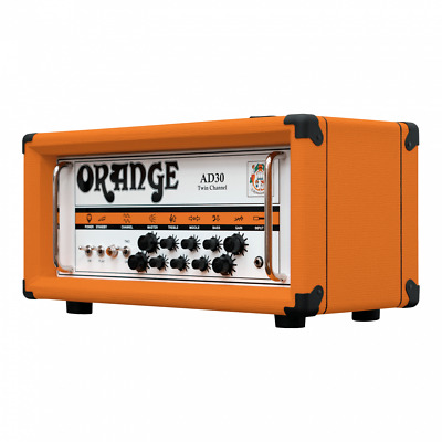 $ CDN2506.31 • Buy Orange AD30HTC Class A Vintage EL84 30W Guitar Head Amp & V-Moda Headphones