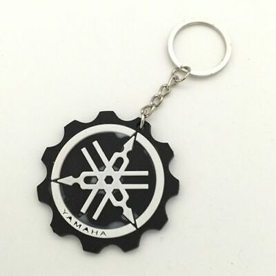 AU10.95 • Buy Yamaha Motorcycle Rubber Keyring Keychain Key Chain Key Ring For Gift Cool Black