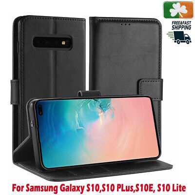 $ CDN9.05 • Buy Brand NEW PU Leather Wallet Case Cover For Samsung Galaxy S10,S10 Plus,S20,S20FE