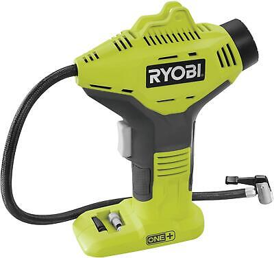 View Details Ryobi 18V ONE+ High Pressure Cordless Car Tyre Inflator Bare Tool 149 PSI • 27.99£