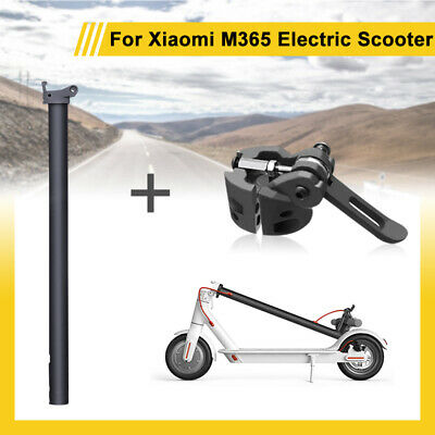 $16.42 • Buy Folding Pole+Base Replacement Spare Parts For Xiaomi Mijia M365 Electric Scooter
