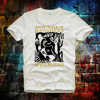 Siouxsie And The Banshees Spellbound  Vintage CooL Unisex & Ladies T Shirt 403b • 5.89£