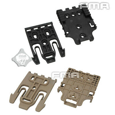 $ CDN10.11 • Buy FMA TB1042 QLS Kit Quick Locking System Buckle Clamp Lock For Safariland Holster
