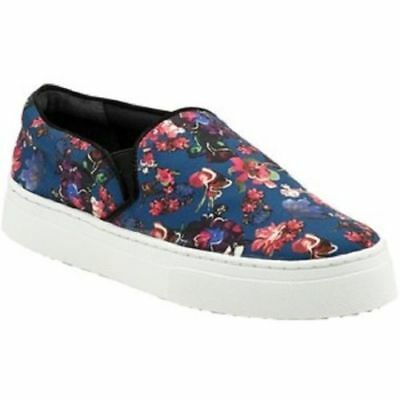 $ CDN39.41 • Buy Schutz Amisha Tecido Summer Rosa Floral Slip On Loafers Sneakers  SIZE 6