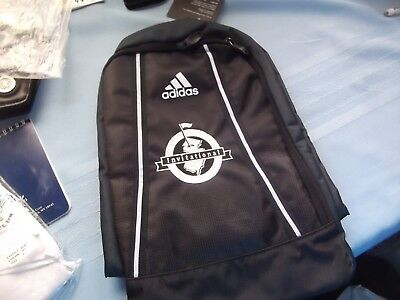 $19.95 • Buy Nwt - Adidas Shoe Travel Bag - New Jersey National Invitational - Top Quality