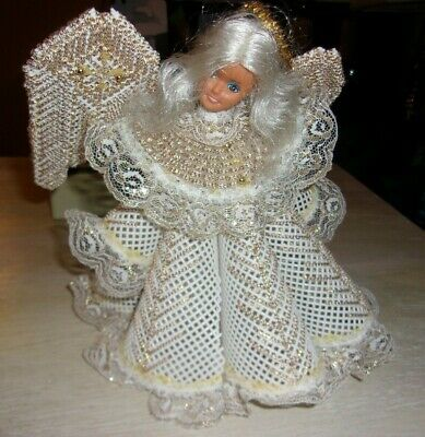 Vintage Angel Tree Topper Compare Prices On Dealsancom
