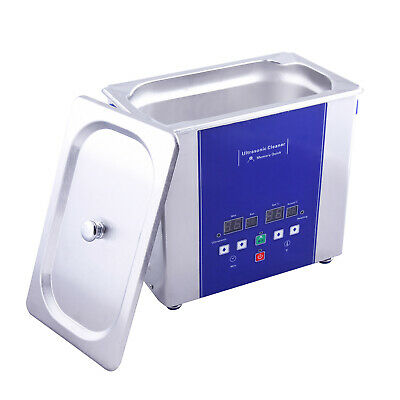 AU275 • Buy Eumax Ultrasonic Cleaner 3L High Class Digital Control Touch Key With Heating