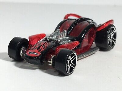 Hot Wheels 2005 I Candy Black & Red HW Autogrfx 5-Pack Loose China • 2.50£