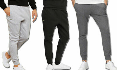 Lacoste Logo Tracksuit Bottoms Sports Jogger Fitness Style Sweatpants Trousers • 51.58£