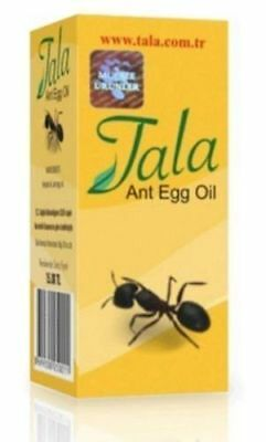 £12.06 • Buy Tala Ant Egg Oil Permanent Hair Removal 20ml FREE SHIPPING