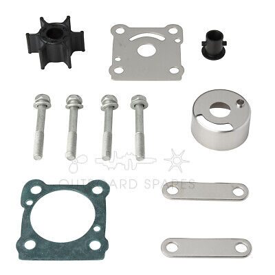 AU50.55 • Buy Yamaha Impeller Water Pump Repair Kit For 6, 8hp Outboard (Part # 6G1-W0078-A1)