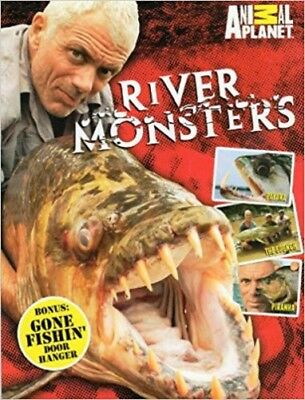 £4.99 • Buy River Monsters (Animal Planet) NEW Paperback