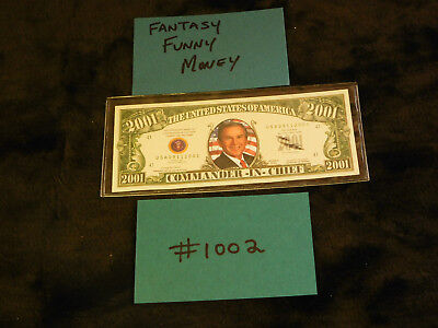 $5 • Buy Gag Gift, Fantasy, Silly Currency Crazy Fun Money! Fake Money Collectible  #1002