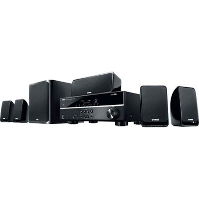 AU506 • Buy YHT1840B 5.1 Ch Home Theatre Pack Yamaha 5.1 Channel Surround Sound 5.1 CH HOME