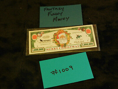 $5 • Buy Gag Gift, Fantasy, Silly Currency Crazy Fun Money! Fake Money Collectible  #1009