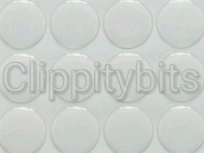 £11 • Buy 100 Clear 1  Circle Bottle Cap 3d Epoxy Domes Stickers Images Hair Bows Keyring