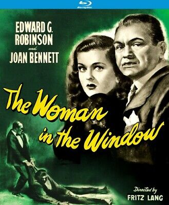 AU45.48 • Buy The Woman In The Window BLU-RAY NEW