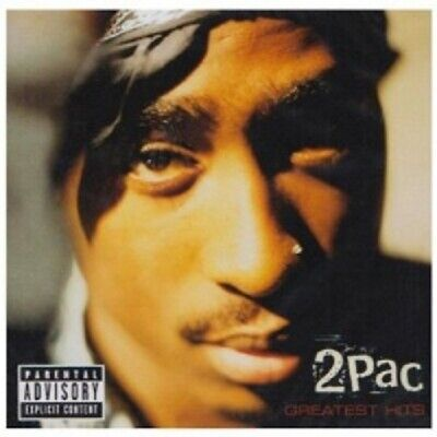 2pac  Greatest Hits  2 Cd New Hip Hop Best Of • 42.97£