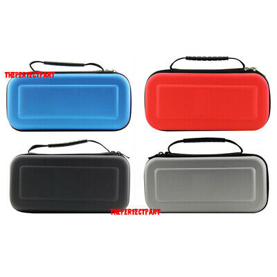 $8.89 • Buy For Nintendo Switch Carrying Case Travel Bag Portable Pouch Hard Cover Shell USA