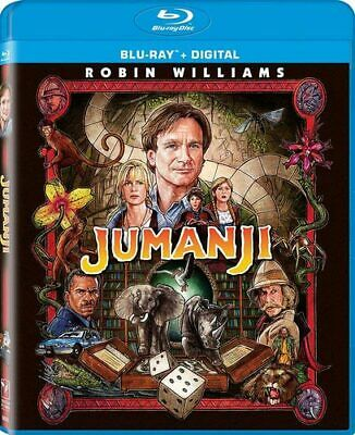 AU23.99 • Buy Jumanji (1995 Robin Williams) BLU-RAY NEW