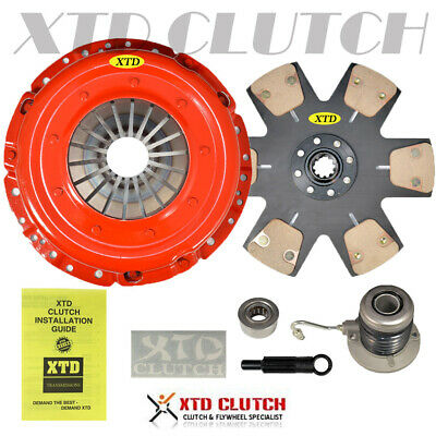 $162.50 • Buy Aimco Stage 4 Race Clutch Kit 2005-2010 Mustang Gt Bullitt Shelby Gt 4.6l 8cyl