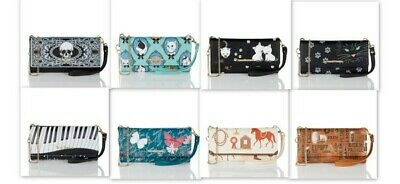 Shagwear Ladies Clutch Bag, Wallet - Various Colours And Designs • 28.99£