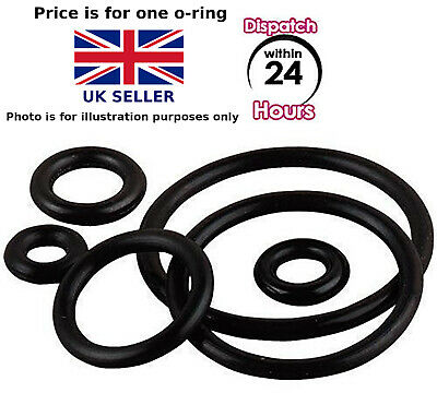 Various Metric Size O-Rings Choose The ORING You Want. When 1 ORing Needed  (R-) • 0.99£