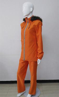 $49 • Buy Hot! South Park Kenny Cosplay Costume Uniform MM.786