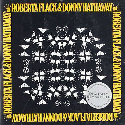 Roberta Flack And Donny Hathaway - Roberta Flack And Donny Hathaway CD NEW • 12.48£