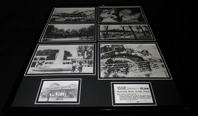 $79.99 • Buy Kennywood Park Pittsburgh Amusement 1970s Framed 16x20 Photo Collage Display