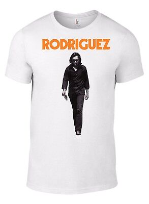 RODRIGUEZ T-shirt Walking Sixto Searching For Sugar Man Cold Fact Cd Dvd Vinyl W • 8.95£