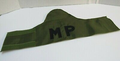 $15.95 • Buy US Army Military Police MP Green OD Armband Brassard New Old Stock